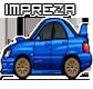 Subaru Impreza GDB A/B