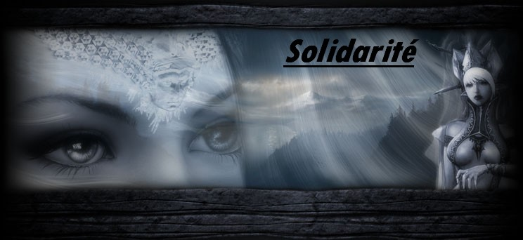solidarité Index du Forum