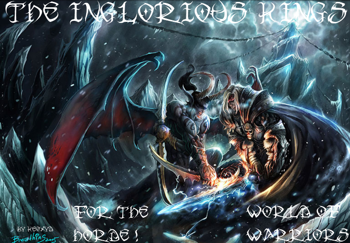 The Inglorious Kings Index du Forum