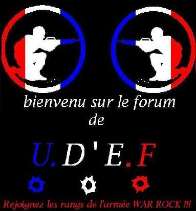 Unité D'Elite Française Index du Forum