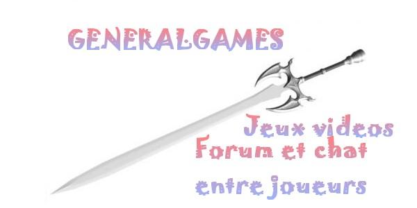 generalgames Index du Forum