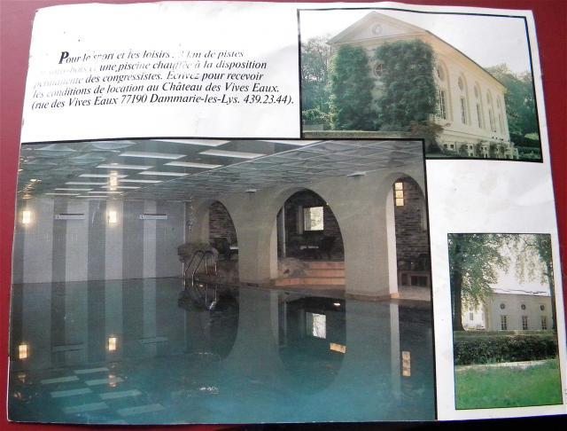 Le grand l 39 urbex academy for Garage des vives eaux dammarie les lys