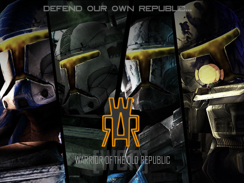.:: Warrior Of the Old Republic ::. Index du Forum