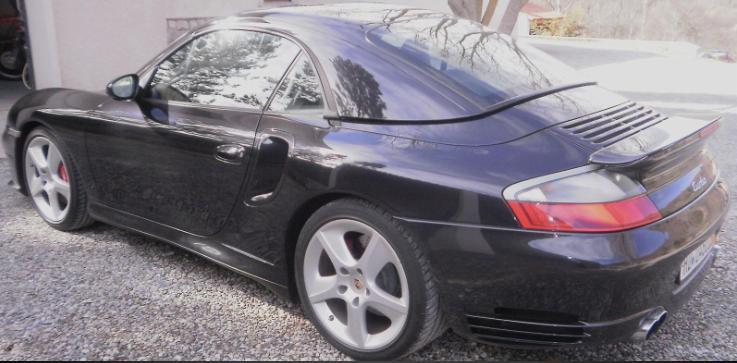 importer auto et sportive de luxe achat porsche 996 turbo cabriolet. Black Bedroom Furniture Sets. Home Design Ideas