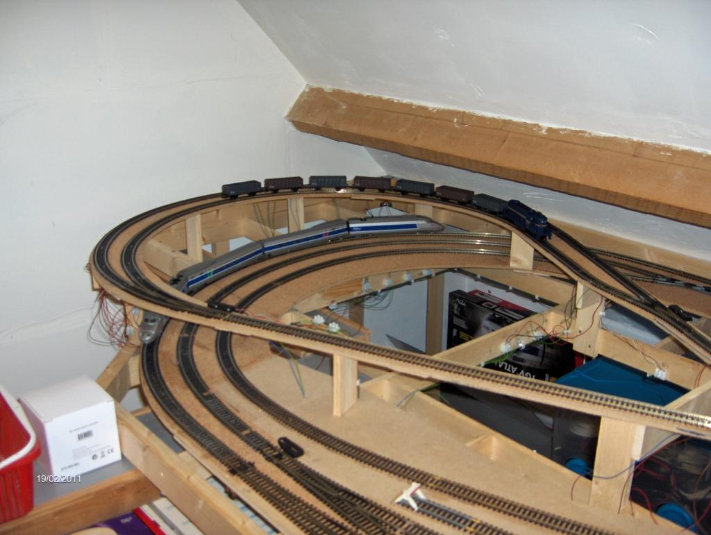 forum mod lisme ferroviaire du tr gor mon r seau en construction. Black Bedroom Furniture Sets. Home Design Ideas