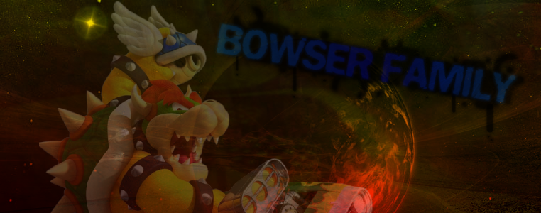 [BF]Bowser Family Index du Forum