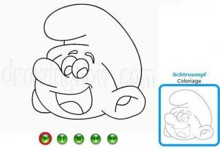Schtroumpf mania comment dessiner un schtroumpf - Comment dessiner un schtroumpf ...