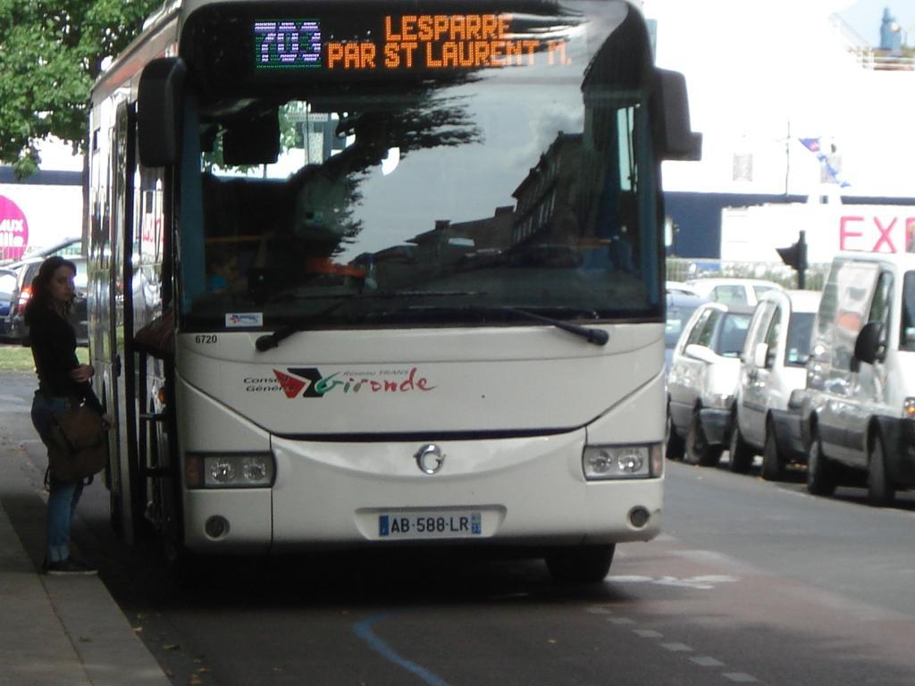 Midimobilit s consulter le sujet transgironde ce qui for Horaires bus ligne 29 arles salon