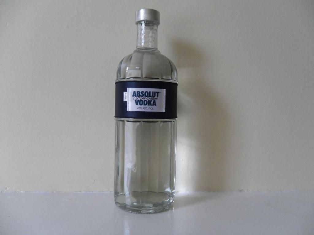 #6 Absolut Vodka from Fascinating Facts about America's 15 Favorite Booze Brands