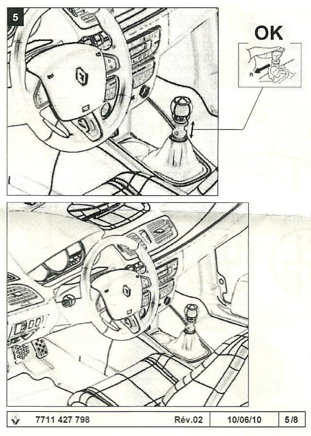 3rs  pommeau de vitesse renault sport - page 5