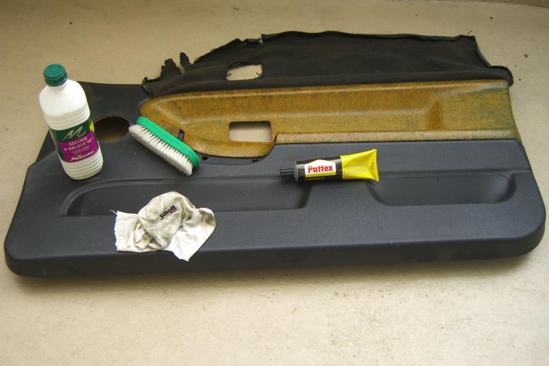 Passion Bmw E36 Tuto R 233 Nover Tissus Garniture De Porte