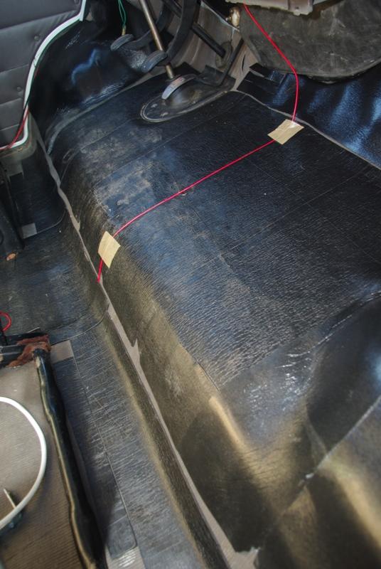 c25 j5 ducato et d riv s insonorisation du capot moteur. Black Bedroom Furniture Sets. Home Design Ideas