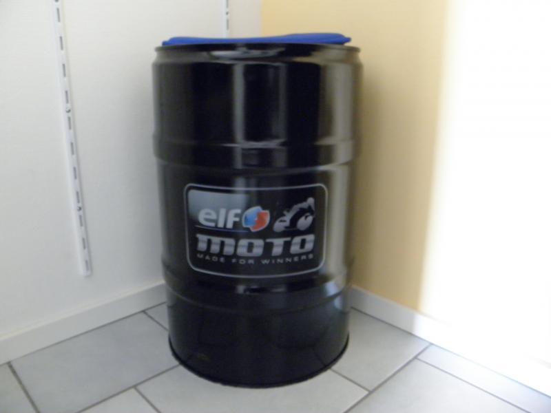 Sps team bidon d 39 huile pour tabouret - Tabouret bidon d huile ...