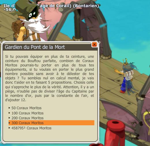 La Hoch Quete Gardien Du Pont De La Mort