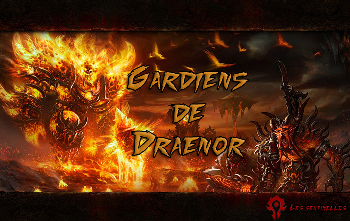 Gardiens de draenor Index du Forum