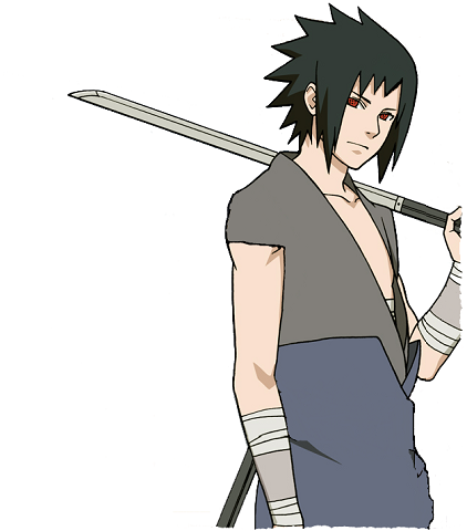 EPIC KIRIN Scene - Naruto vs Sasuke Shippuden Final fight ...  |Sasuke Kirin Render