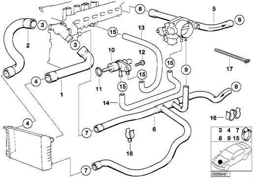 E46 Wiring Schematic in addition Showthread together with 1985 Bmw 325e Fuse Box Diagram also 2007 Bmw Fuse Diagram Glove Box in addition Bmw Fuel Pump Relay Location As Well 1994 E34. on 1995 bmw 525i engine diagram