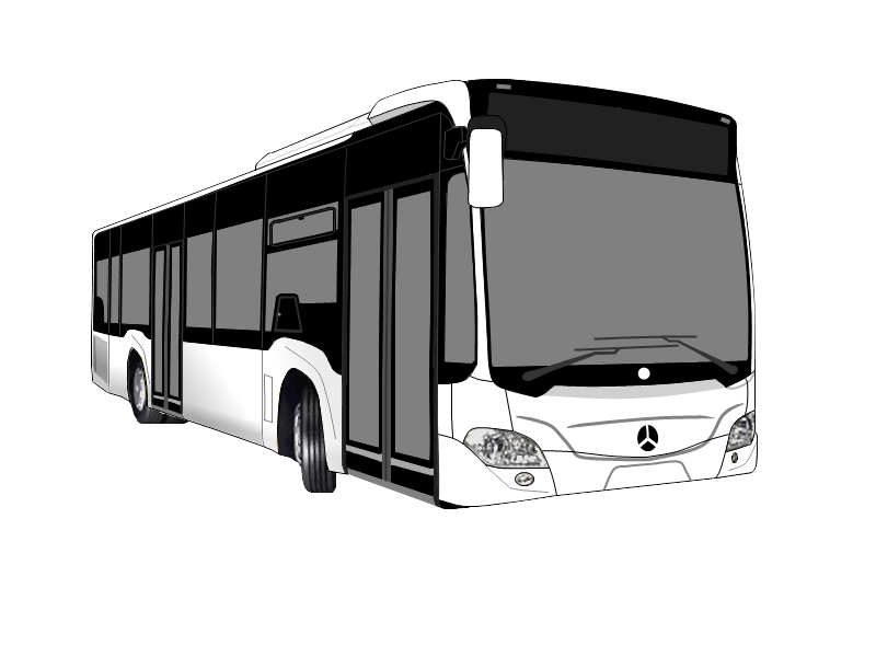 D coupes 3d vtrans forum - Dessin d un bus ...