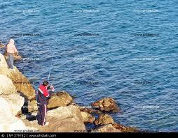 La rivière tchoulym la pêche le domaine de Tomsk