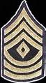 Master Sergent
