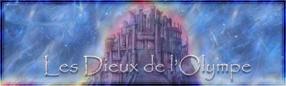 Les Dieux de l'Olympe Index du Forum