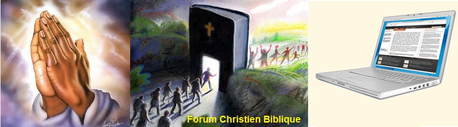 Forum Christien Biblique Forum Index
