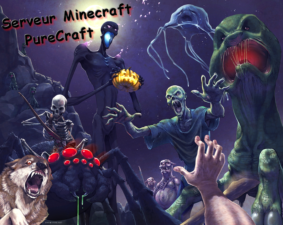 MinecraftPurecraft Index du Forum