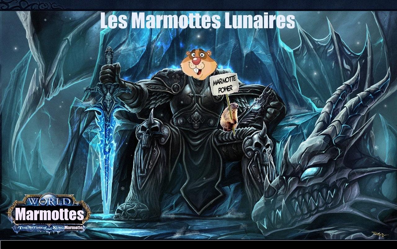 les marmottes lunaires Index du Forum