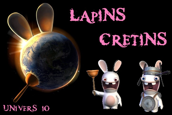 Les Lapins Crétins Index du Forum