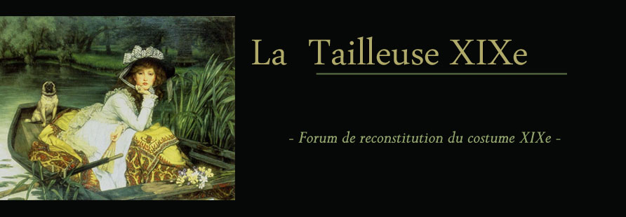 la Tailleuse XIXe Index du Forum
