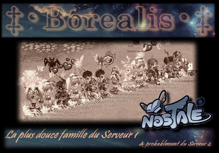 ‡●ßorealis●‡ Index du Forum