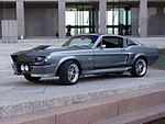 Mustang Shelby Eleanor de Gone in 60 seconds
