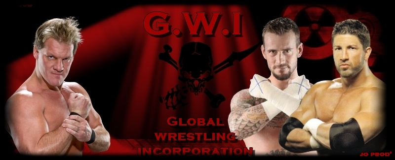 Global Wrestling Incorporation Index du Forum