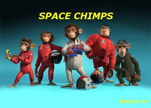 Space Chimps Index du Forum