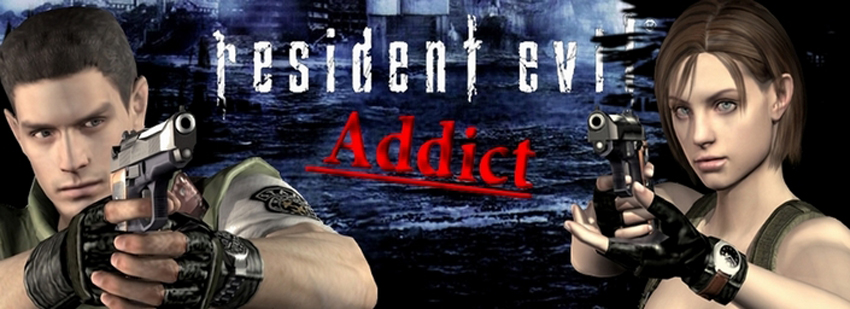 resident evil addict Index du Forum