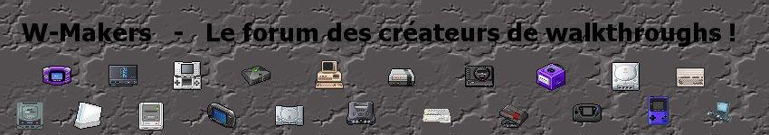 Le Forum des W-Makers, les créateurs de solutions de jeux vidéos en live !