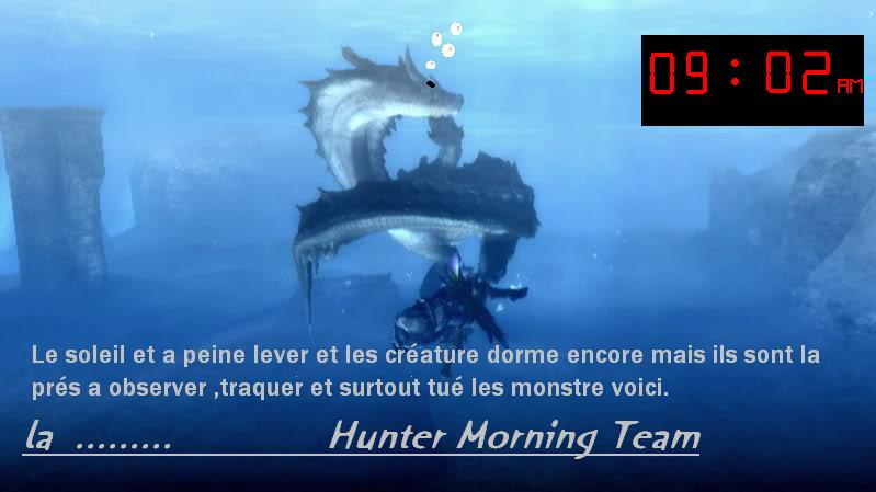 hunter morning team Index du Forum