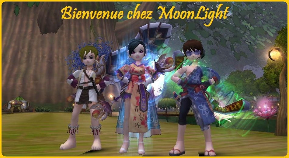 MoonLight Index du Forum