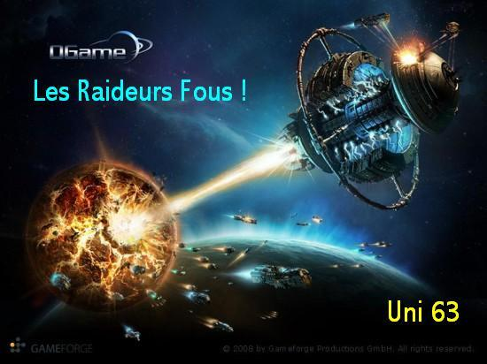 Les raideurs fous Index du Forum