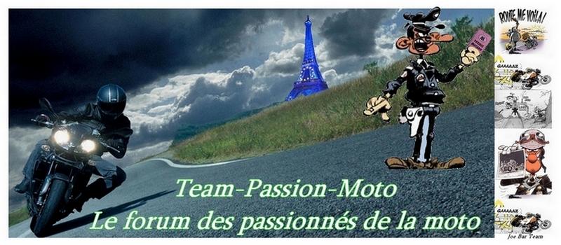 team passion moto le coin de la s curit du motard. Black Bedroom Furniture Sets. Home Design Ideas
