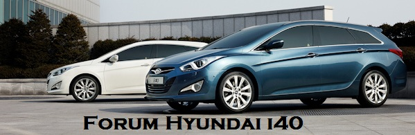 Forum Hyundai i40 et i40 SW Index du Forum