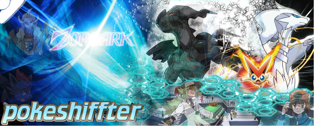 pokeshiffter Index du Forum