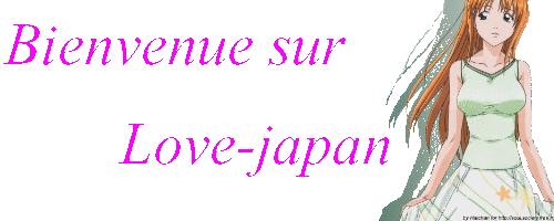 Love Japan Index du Forum