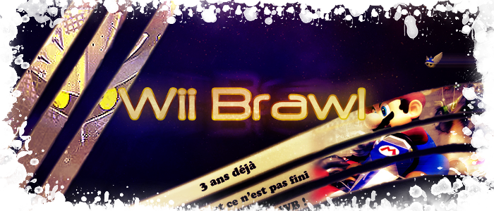 Team Wii Brawl Index du Forum