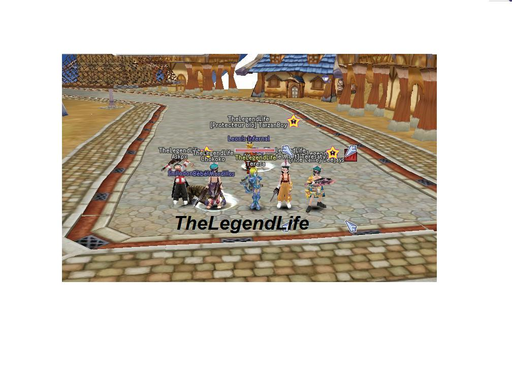 TheLegendLife Index du Forum