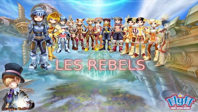 Les Rebels Forum Index