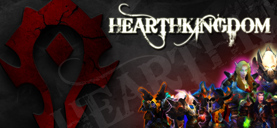 Hearthkingdom Index du Forum