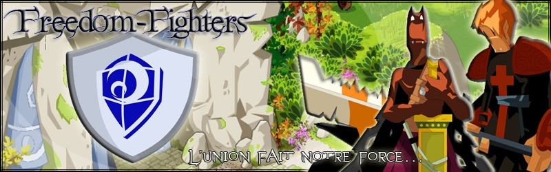Freedom Fighters Index du Forum