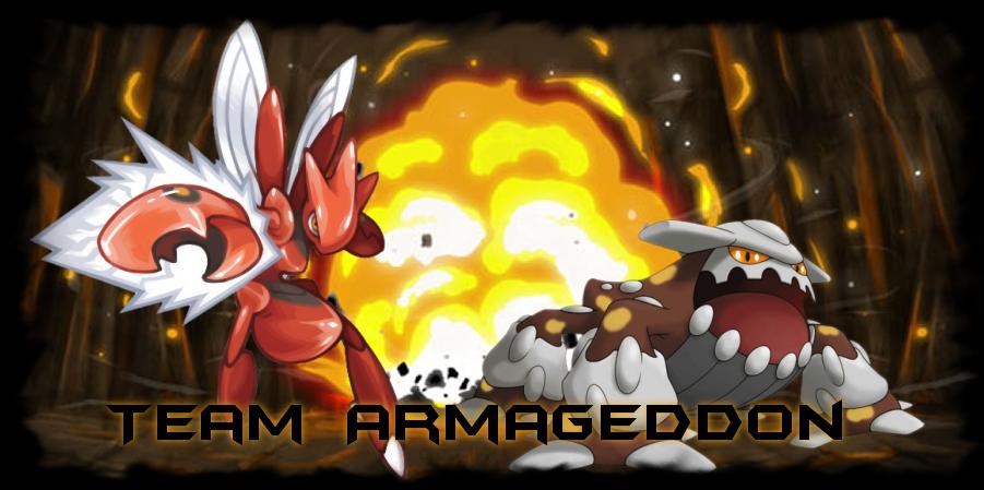 Armageddon For The Win Index du Forum