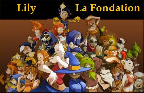 la fondation from lily Index du Forum